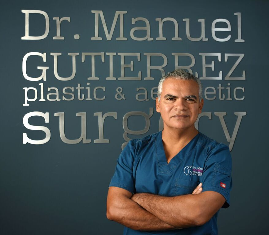 Plastic Surgeon in Mexico | Dr  Manuel Gutierrez | Tijuana